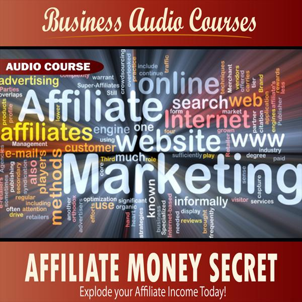 Affiliate Money Secret
