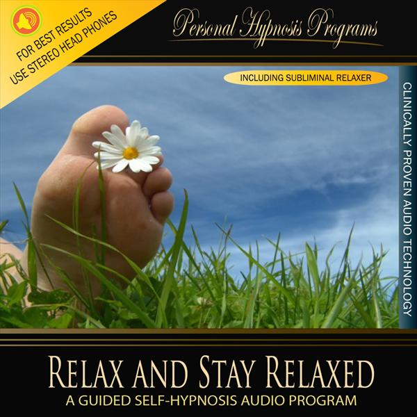 Self Hypnosis - Relax and Stay Relaxed