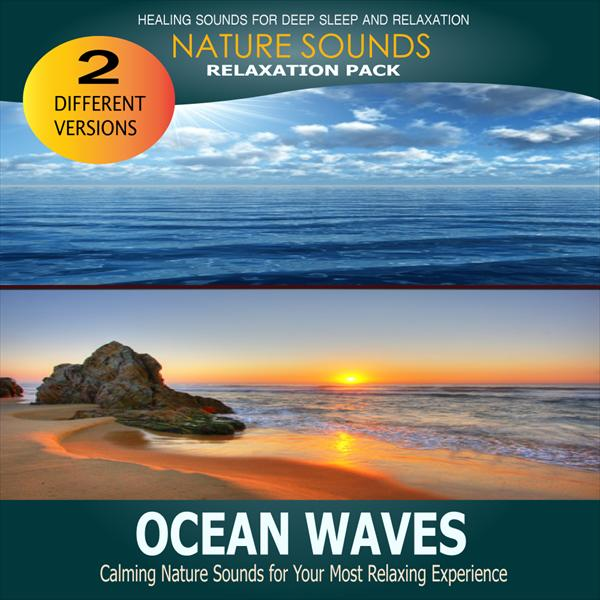 Ocean Waves: Relaxation Pack (Nature Sounds)