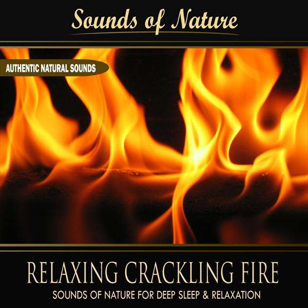 Relaxing Crackling Fire (Nature Sounds)