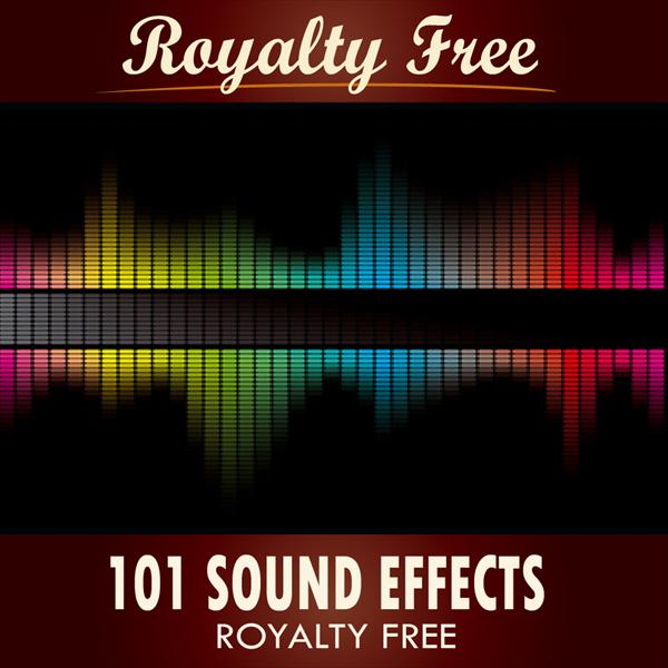 101 Sound Effects - Royalty Free