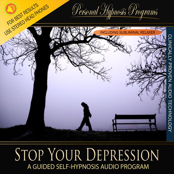 Self Hypnosis - Stop Your Depression