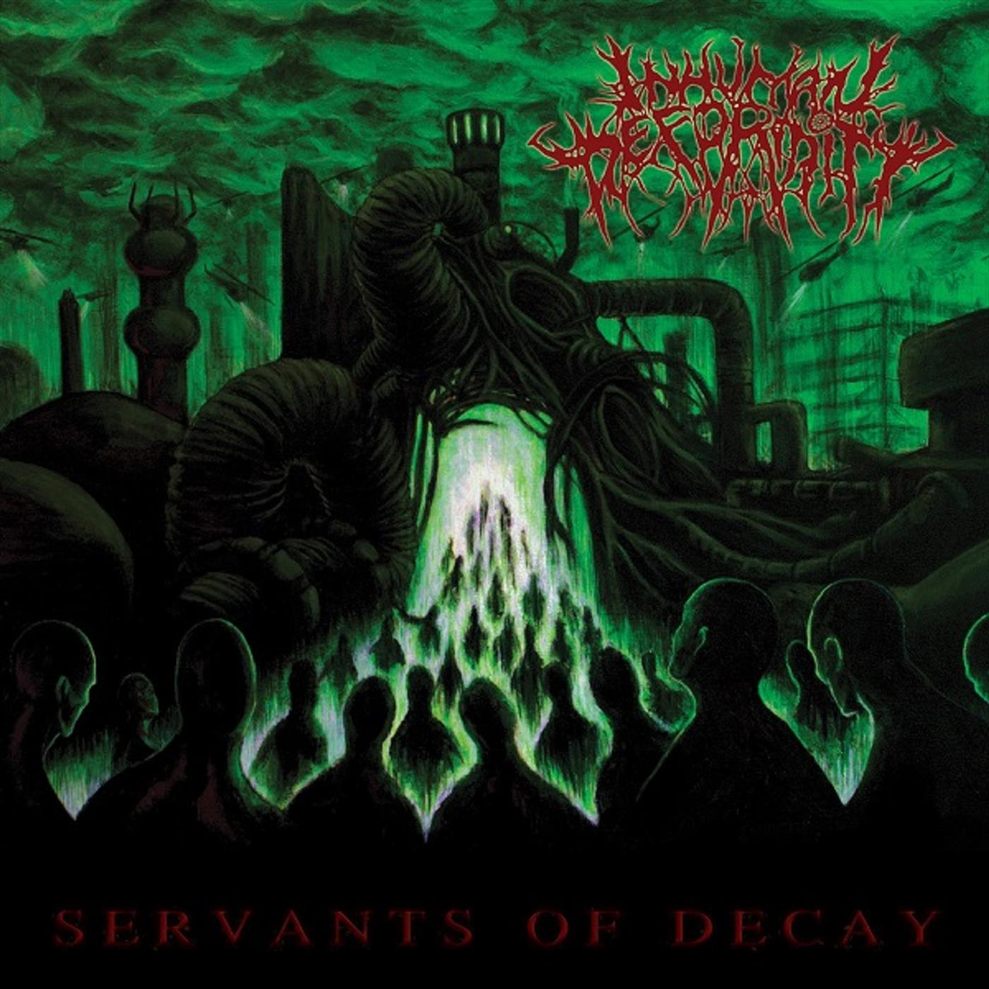 Servants Of Decay