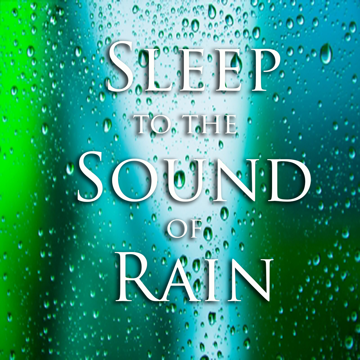 Sleep to the Sound of Rain and Calming Waves
