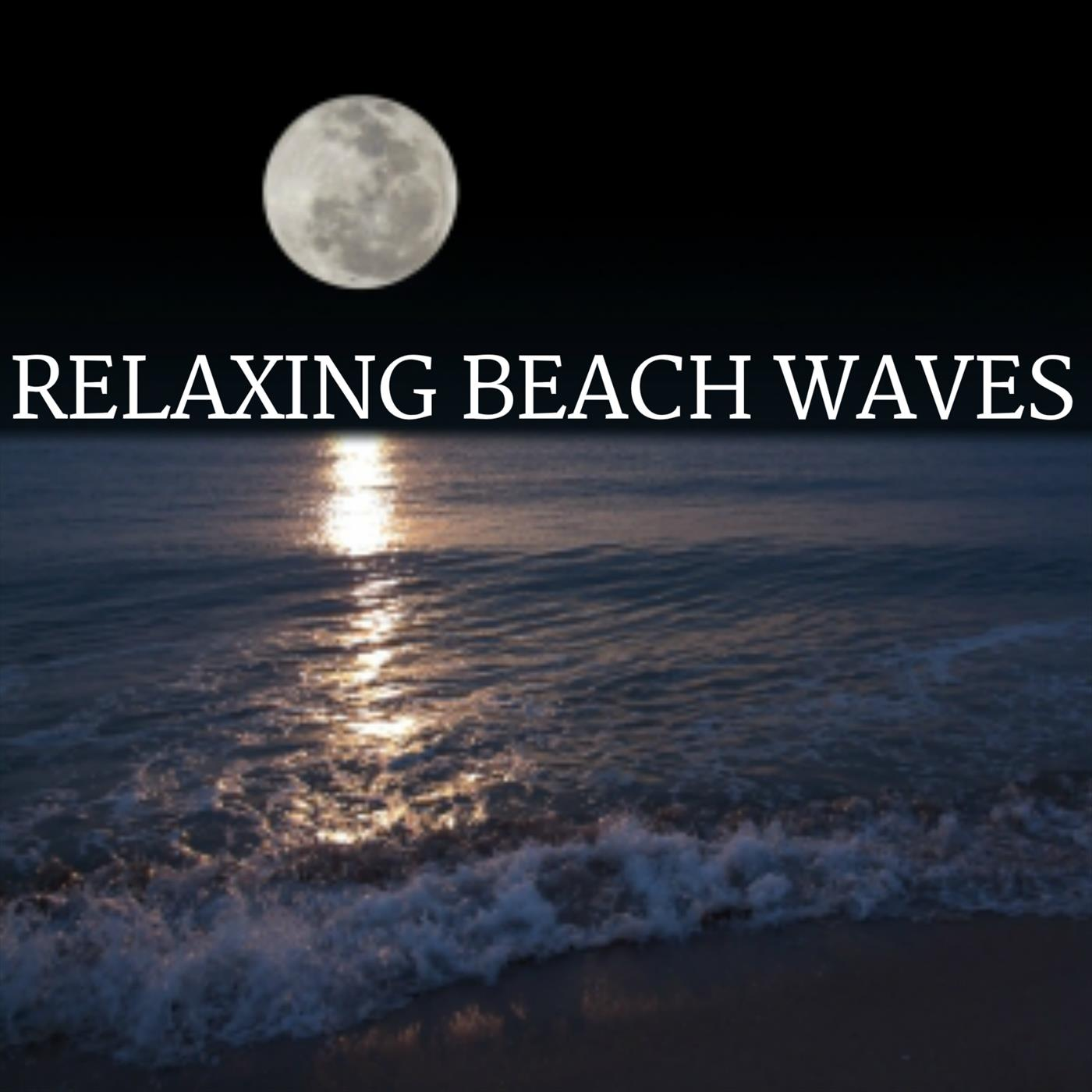 Relaxing Beach Waves and Nature Sounds