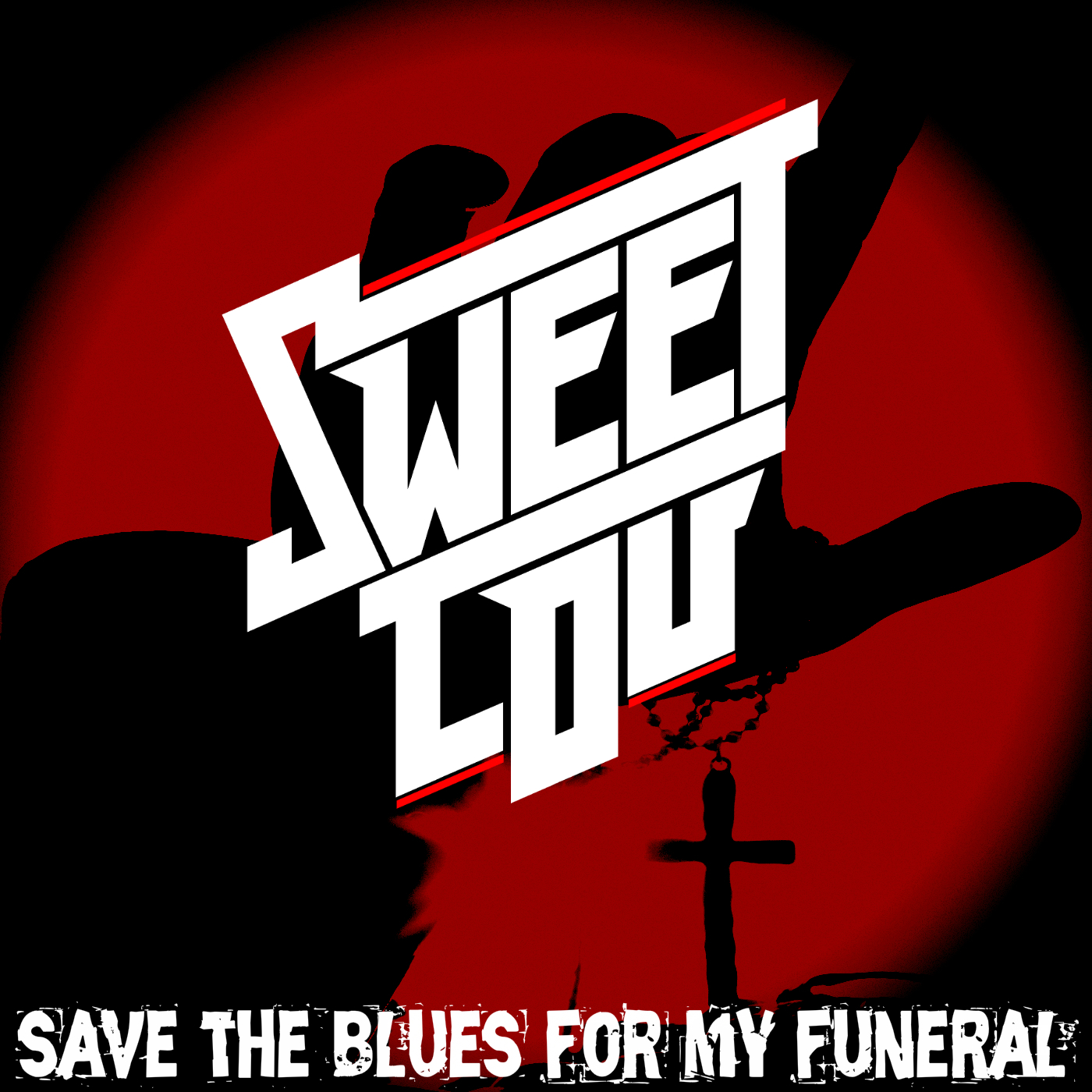Save the blues for my funeral