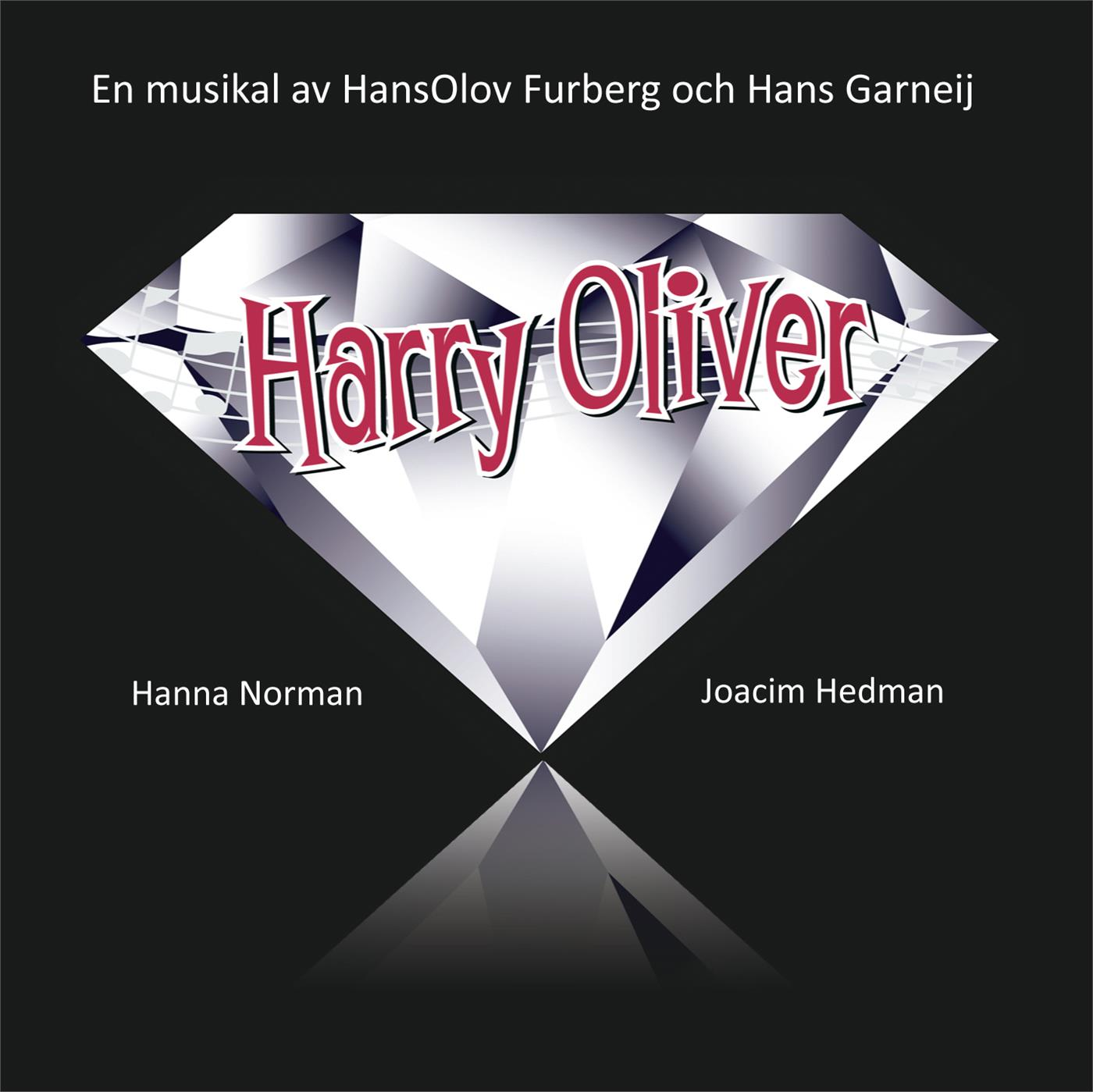 Harry Oliver the musical