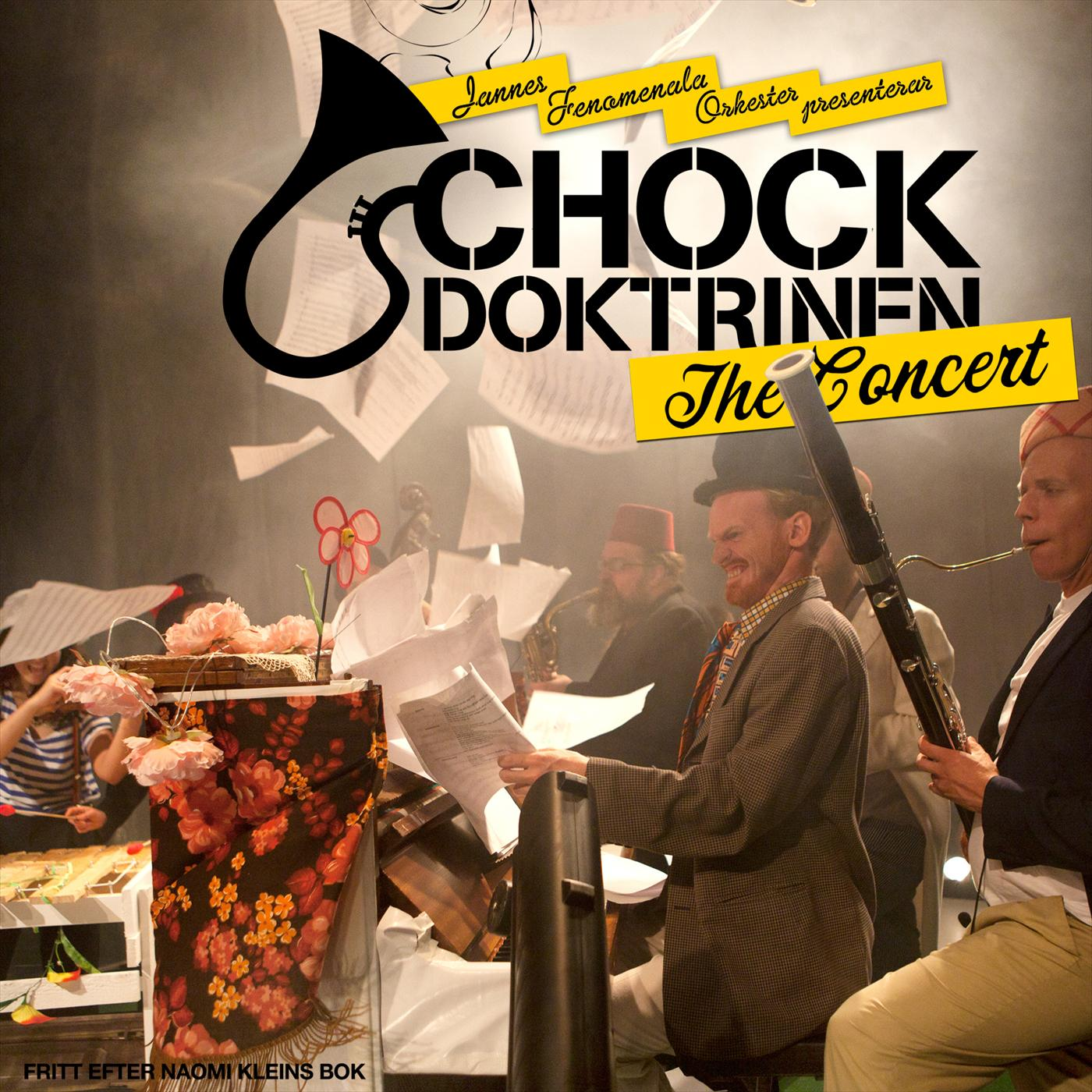 Chockdoktrinen the Concert