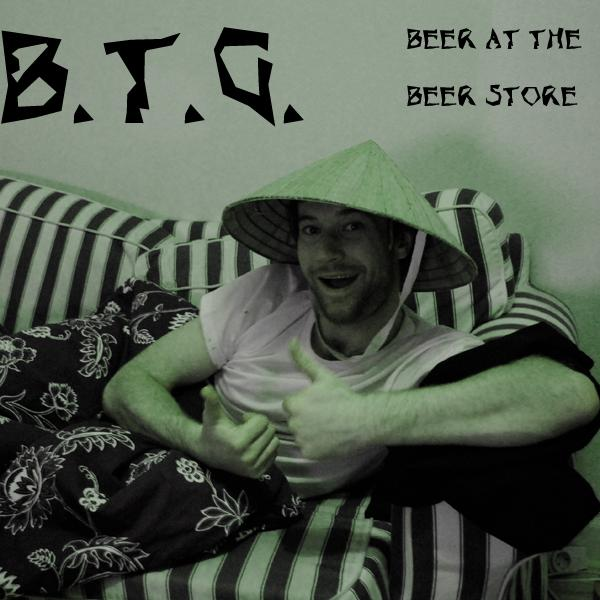 Beer at the beer store
