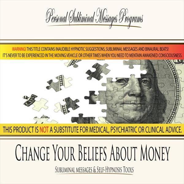 Change Your Beliefs About Money - Subliminal