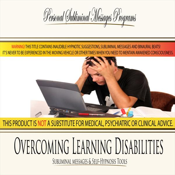 Overcoming Learning Disabilities - Subliminal