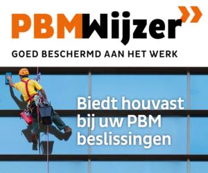 PBMwijzer goed beschermt aan het werk