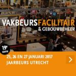 Vakbeurs Facilitair 2017 met Noviteitenplein