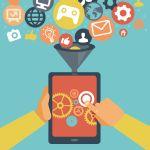 Mensen zeuren, apps meten