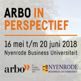 16 mei   Arbo in perspectief – Nyenrode collegereeks
