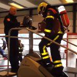 Geen discriminatie bij brandweertraplooptest