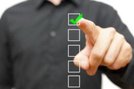 Checklist Ri&E