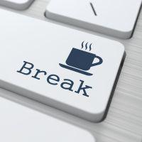 Breinvriendelijke pauze is het halve werk