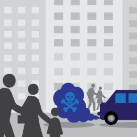 Aanpak luchtvervuiling moet strenger