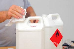 5 november | Omgaan met gevaarlijke stoffen