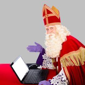 Sinterklaas pakt uit … en u ook!