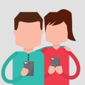 Minder smartphonegebruik, minder stress?