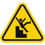 Veiligheidsschoenen nodig op natte trap?
