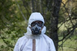 Sanering daken met asbest is probleem