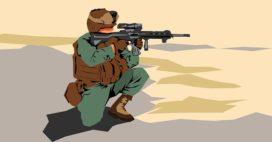 Defensie gaat aan de slag met veiligheid