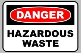 Boete voor slordige aanlevering chemisch afval