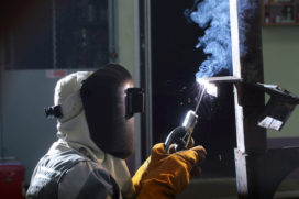 Gelaatsbescherming, als een veiligheidsbril niet volstaat