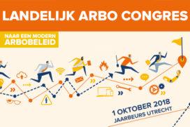1 oktober   Landelijk Arbocongres