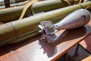 Schadevergoeding voor mortierongeval Mali