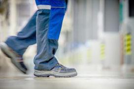 Sta op goede voetbescherming