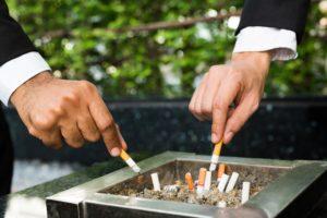 Rumoer rond de rookvrije werkplek