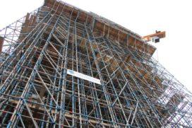 Nieuwe Richtlijn Steigers voor steigers van staal
