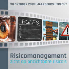 30 oktober | Risicomanagement