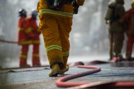 Doorbetaling salaris voor brandweerman met PTSS?