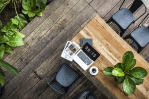 In een gezond kantoor presteren medewerkers beter