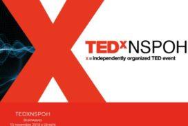 We geven 5 plaatsen weg voor TEDxNSPOH