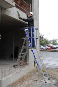 werktrappen vervangen ladders