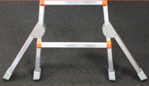 basisverbreder voor ladders