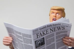 Fake news en gebazel