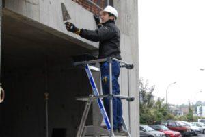 Veilig en flexibel werken met ladders