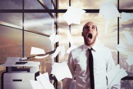 Stressklachten door tekort aan mensen