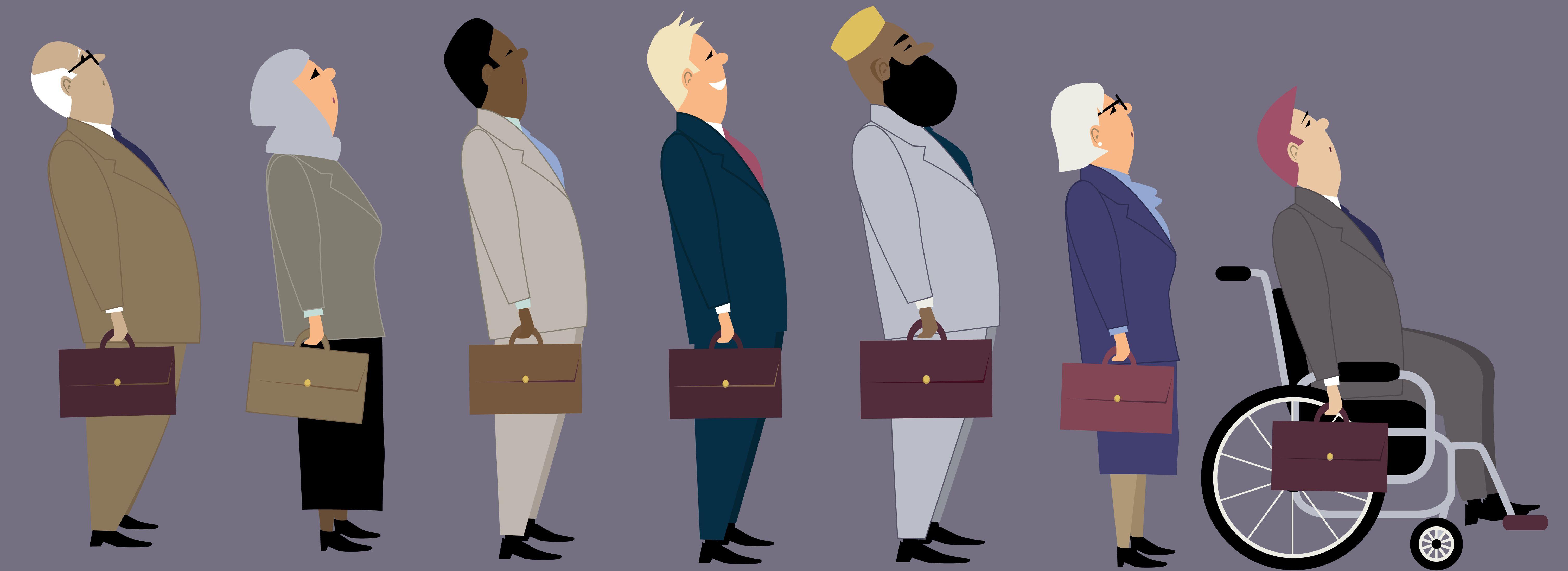 arbeidsmarktdiscriminatie