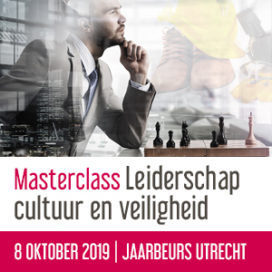 Leiderschap, cultuur en veiligheid | 8 oktober 2019 |