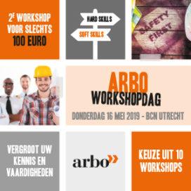 16 mei 2019 | Arbo Workshopdag