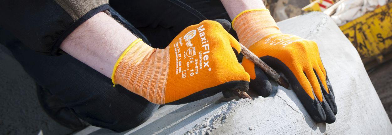 De juiste handschoen maakt echt het verschil