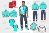 Ambulancehulpverleners testen nieuw tenue